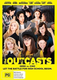 The Outcasts on DVD image