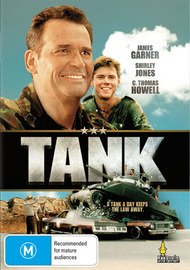 Tank on DVD image