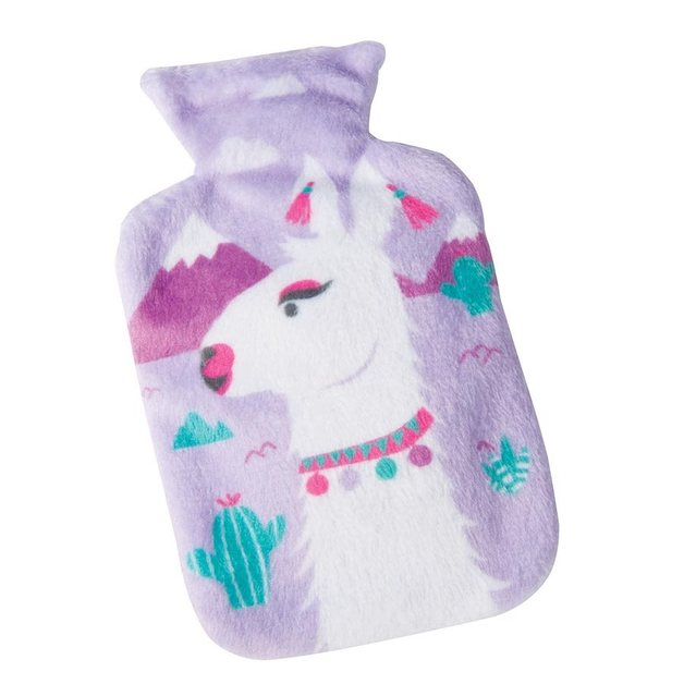 Pocket Hotty with Soft Cover - Llama