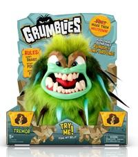 Grumblies: Rumbling Plush - Tremor image