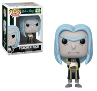 Rick & Morty – Teacher Rick Pop! Vinyl Figure image