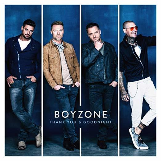 Thank You & Goodnight by Boyzone image