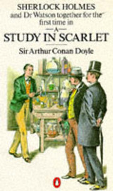 A Study in Scarlet by Sir Arthur Conan Doyle image