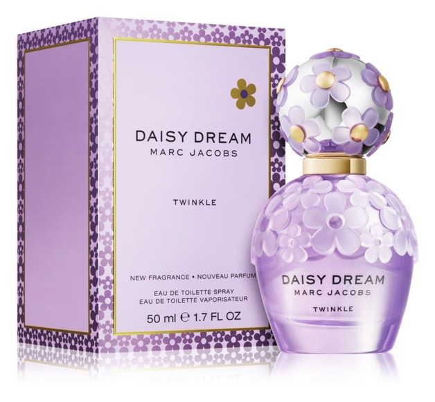 Marc Jacobs - Daisy Dream Twinkle Fragrance (EDT 50ml)