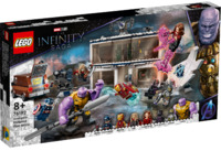 LEGO Marvel: Avengers: Endgame Final Battle - (76192)