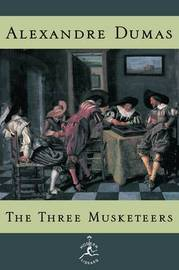 Three Musketeers by Alexandre Dumas image
