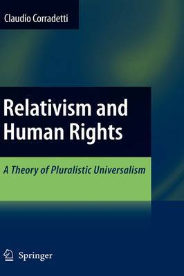 Relativism and Human Rights by Claudio Corradetti image