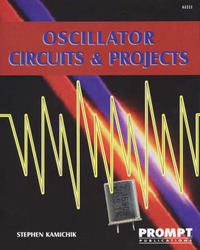 Oscillator Circuits and Projects by Stephen Kamichik image