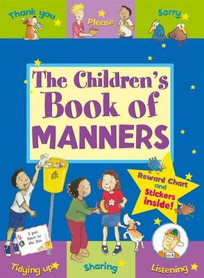 The Children's Book of Manners by Sophie Giles image