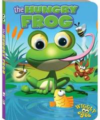 Hungry Frog by Hinkler Books PTY Ltd image