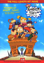 Rugrats In Paris on DVD