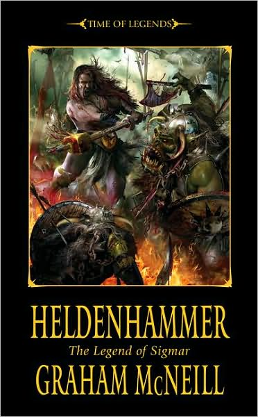 Warhammer: Time of Legends: Heldenhammer by Graham McNeill image