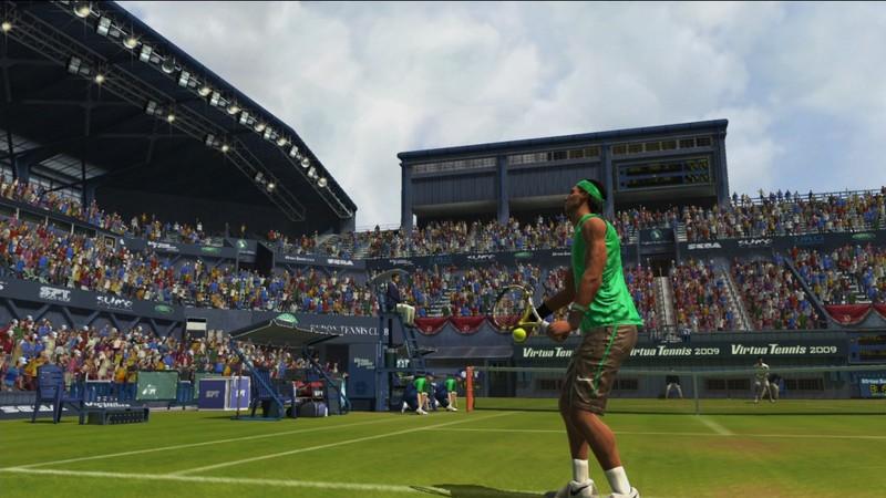 Virtua Tennis 2009 for Xbox 360 image