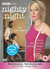 Nighty Night - Series 1 on DVD