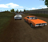 The Dukes of Hazzard: Return of the General Lee for PlayStation 2 image