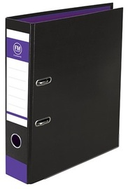 FM Vivid Black A4 Lever Arch (Passion Purple)