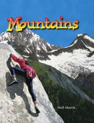 Mountains by Neal Morris image
