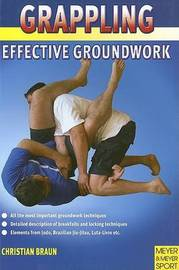 Grappling: Effective Groundwork by Christian Braun image