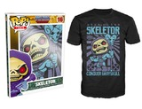 Masters of the Universe - Skeletor Pop! T-Shirt (Large)