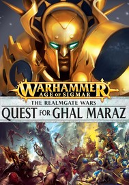 The Realmgate Wars: Quest for Ghal Maraz