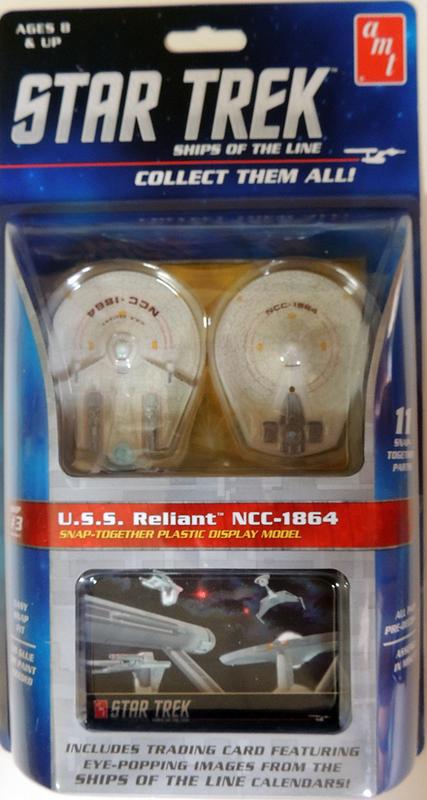 Star Trek: Ships of the Line - U.S.S. Reliant Model Kit