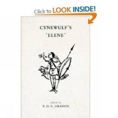 Cynewulf's Elene image