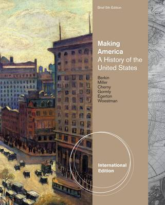 Making America by Carol Berkin image