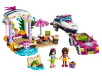 LEGO Friends: Andrea's Speedboat Transporter (41316) image