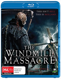 The Windmill Massacre on Blu-ray