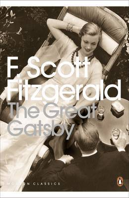 The Great Gatsby (Popular Penguins) by F.Scott Fitzgerald
