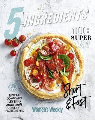 5 Ingredients by The Australian Women's Weekly image