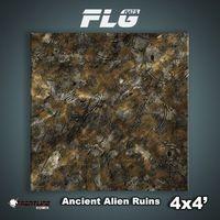 FLG Ancient Alien Ruins Neoprene Gaming Mat (4x4)
