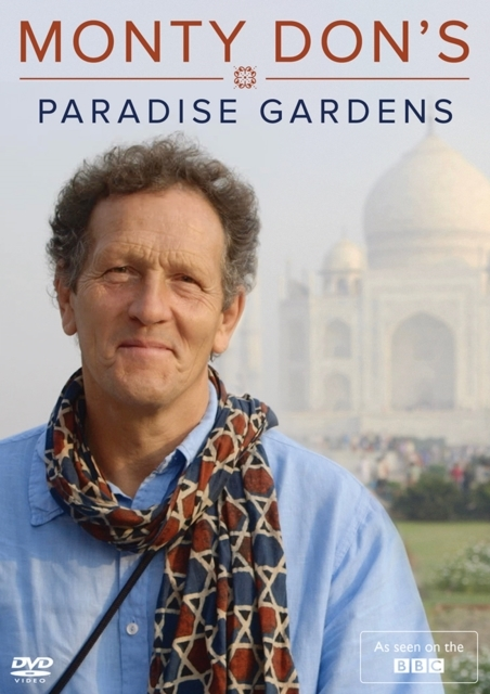 Monty Don's Paradise Gardens on DVD image
