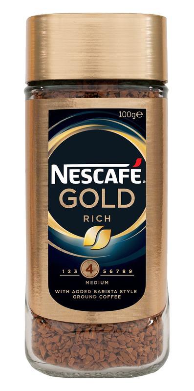 Nescafe Gold - Rich (100g)