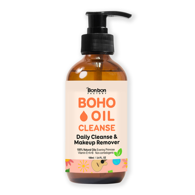 The Bonbon Factory: Boho Oil Cleanse