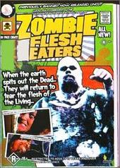 Zombie Flesh Eaters on DVD