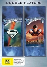 Superman 1 and 2 Double Pack (3 Disc)  on DVD