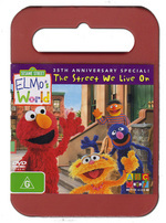 Elmo's World - The Street We Live On on DVD
