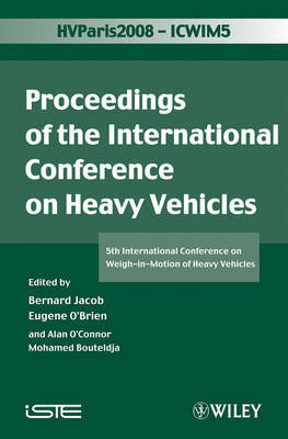 ICWIM 5, Proceedings of the International Conference on Heavy Vehicles
