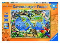Ravensburger World of Wildlife Puzzle (300pc)