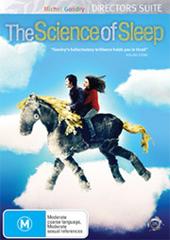 The Science Of Sleep on DVD