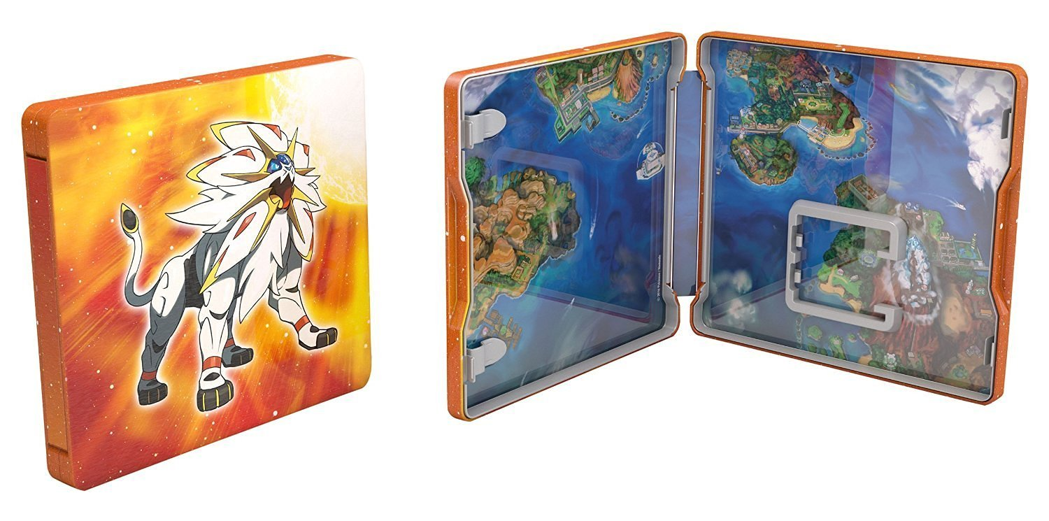 Pokemon Sun Special Steelbook Edition for Nintendo 3DS image