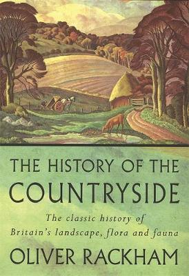 The History of the Countryside by Oliver Rackham image