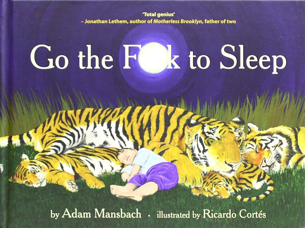 Go the F**k to Sleep by Adam Mansbach image