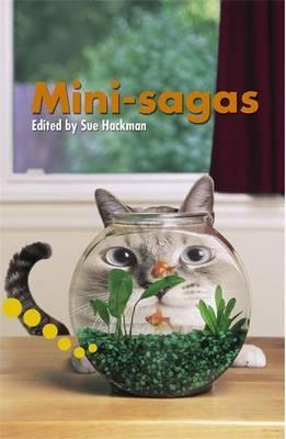 Mini Sagas by Sue Hackman image
