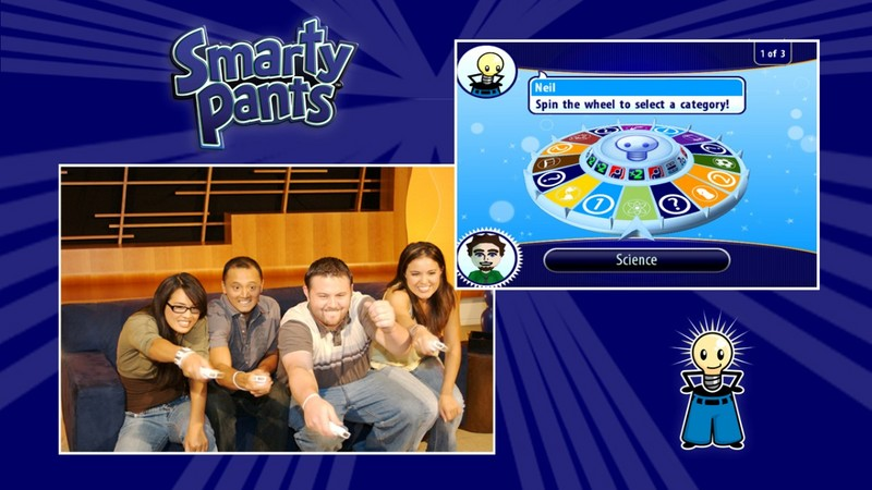 Smarty Pants for Nintendo Wii image