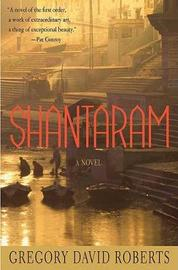 Shantaram by Gregory David Roberts image