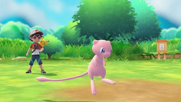 Pokemon Let's Go Eevee! for Switch image