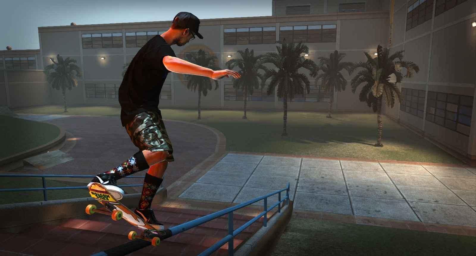 Tony Hawk's Pro Skater 1 & 2 for PS4 image