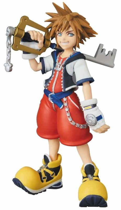 Kingdom Hearts - Sora UDF Figure